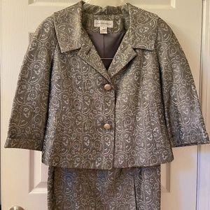 Jackie O Style Jones New York Dress Suit